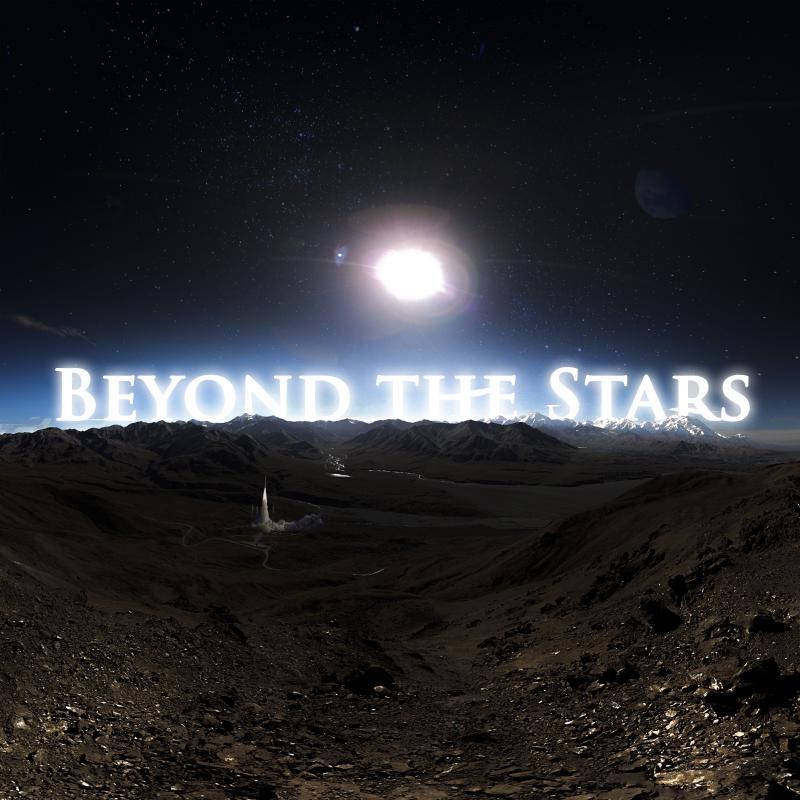 Beyond the Stars, album cover