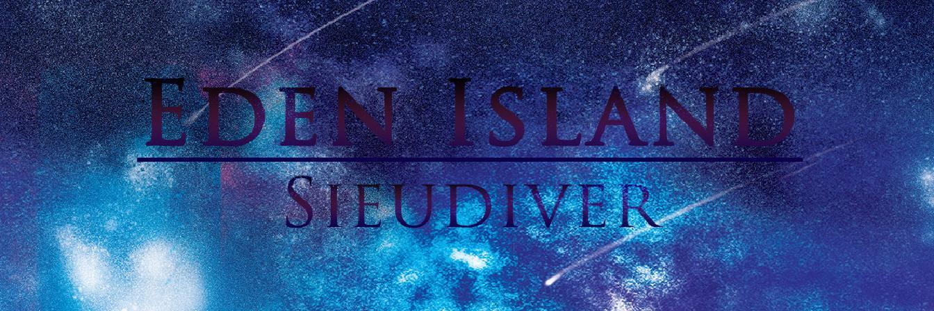 Eden Island, banner