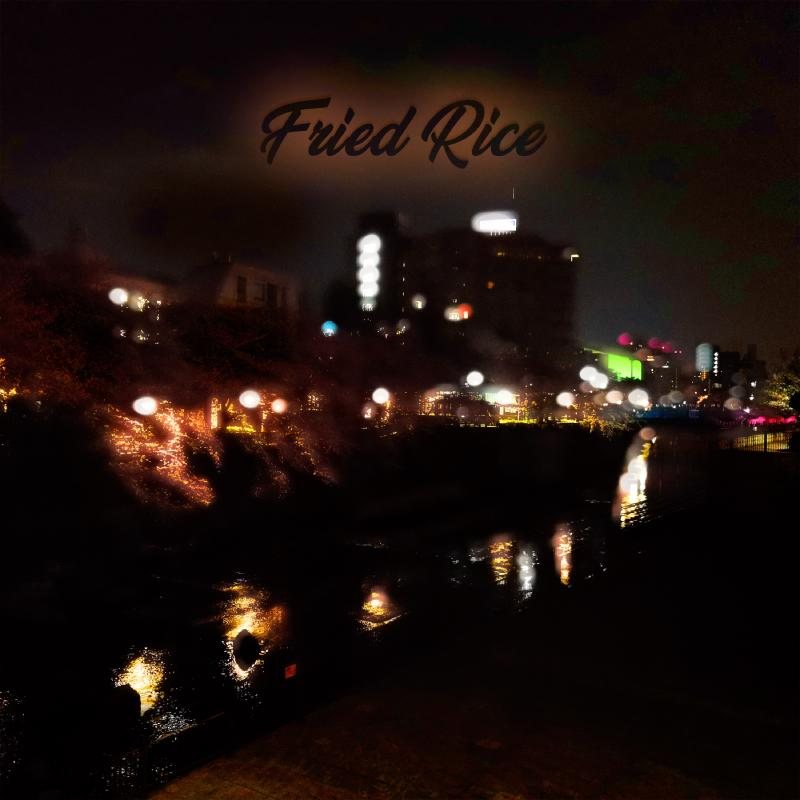 Fried Rice, album cover